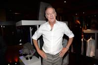 <p>The TV presenter filed for voluntary bankruptcy in 2004 over an unpaid tax bill believed to be in the region of £1.4 million. </p><p>The former Strike It Lucky host previously had contract with ITV worth a reported £2 million. </p><p><i>Copyright [Richard Young/REX Shutterstock]</i></p>