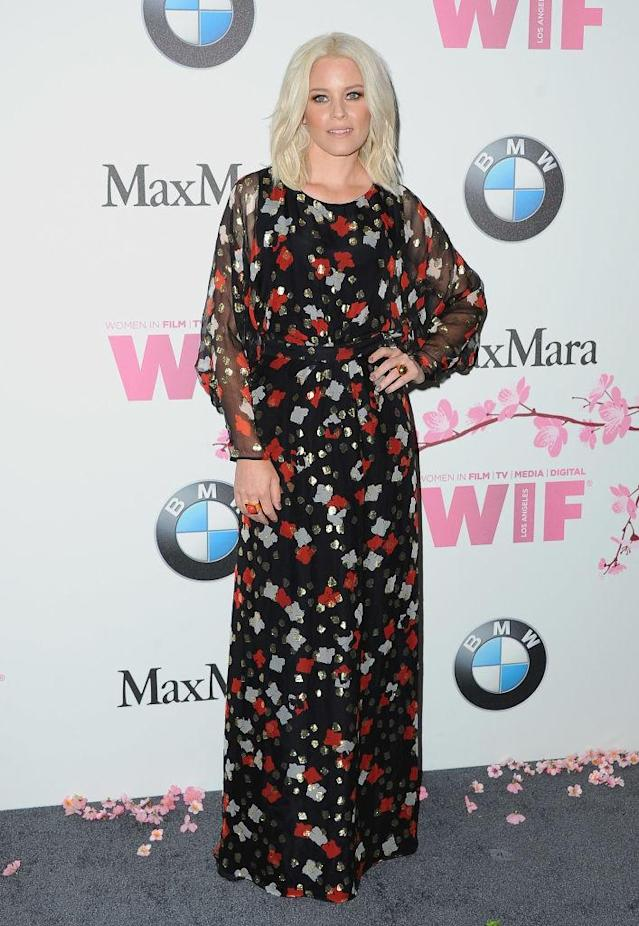 Elizabeth Banks in Max Mara (Photo: Getty Images)
