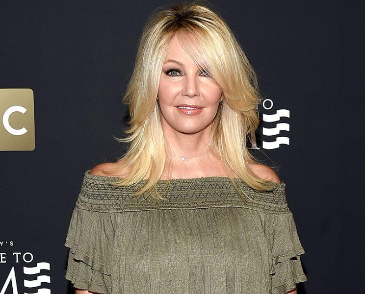 BEVERLY HILLS- CA - AUGUST 16: In this handout photo provided by Discovery, Actress Heather Locklear attends TLC
