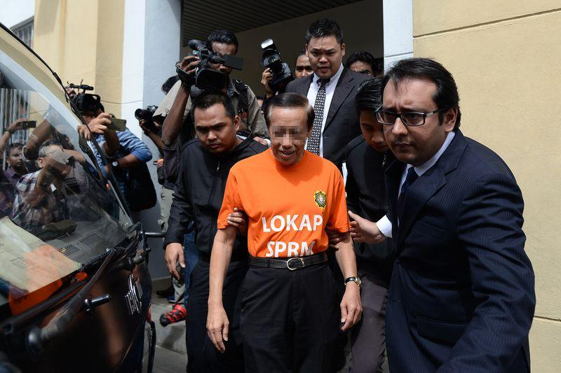 MACC frees prominent Datuk with RM100,000 bond
