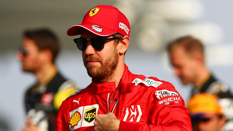 Button surprised to see Vettel heading for 'big red door' at Ferrari