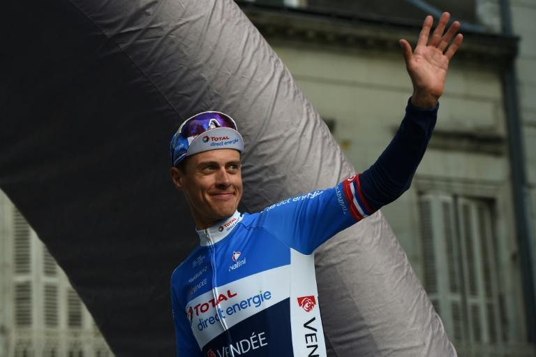 Niki Terpstra is reported to have suffered serious injuries after a training fall