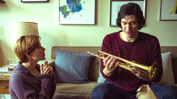 Randy Newman's score for 'Marriage Story' starring Scarlett Johansson and Adam Driver could win an Oscar (Netflix)