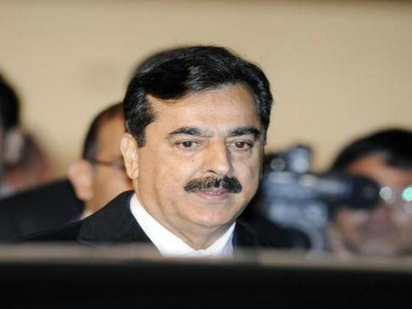 PPP leader and former Prime Minister Yousuf Raza Gilani