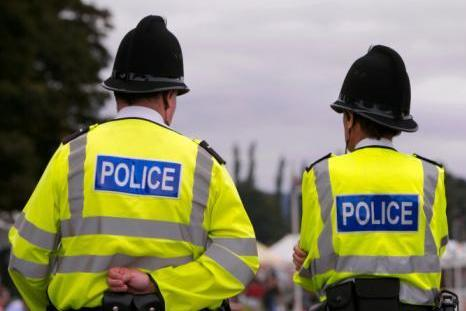 Police will have the powers to serve on the spot fines if Brits ignore the new stay at home advice: Getty Images