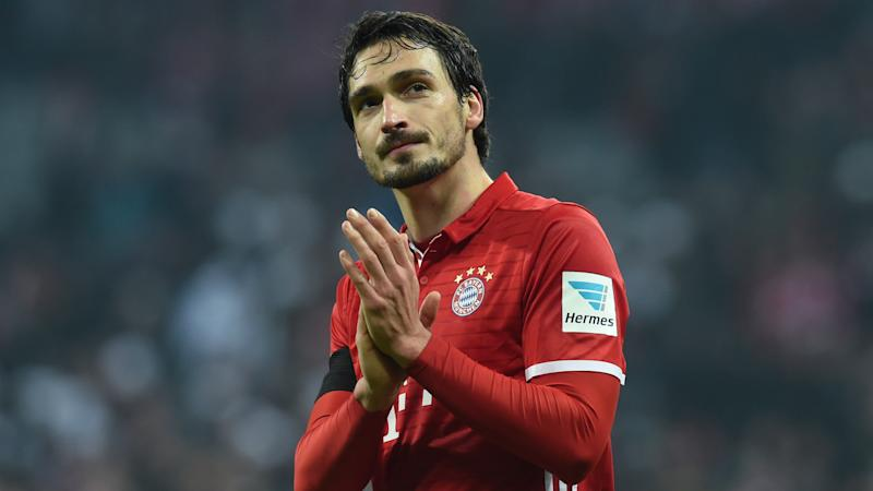 Bayern defender Hummels ruled out of Madrid clash