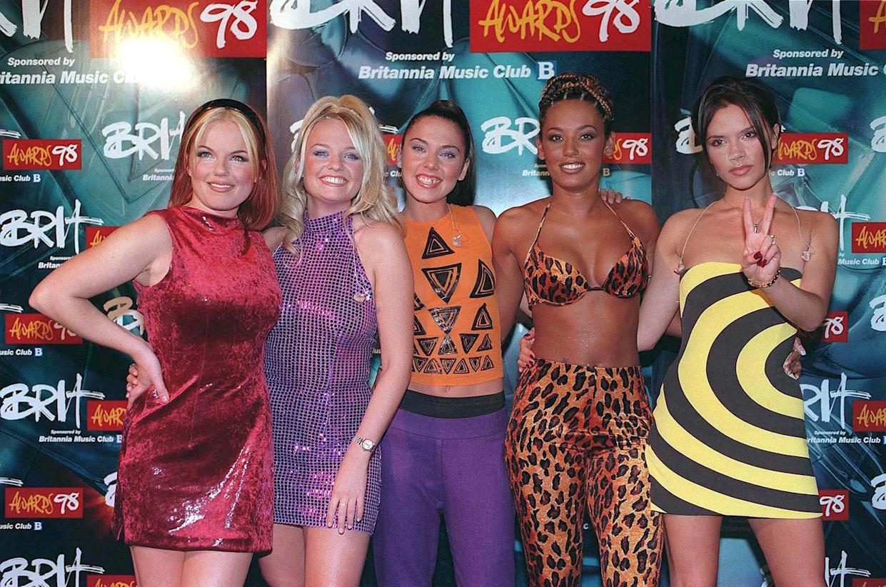 It's been 25 years since the Spice Girls released Wannabe. (Photo by Brian Rasic/Getty Images)