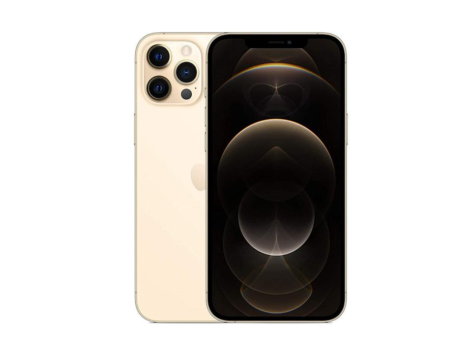 Apple iPhone 12 pro max, 128GB - Gold: Was £1,099, now £1,059, Amazon.co.uk (Apple)