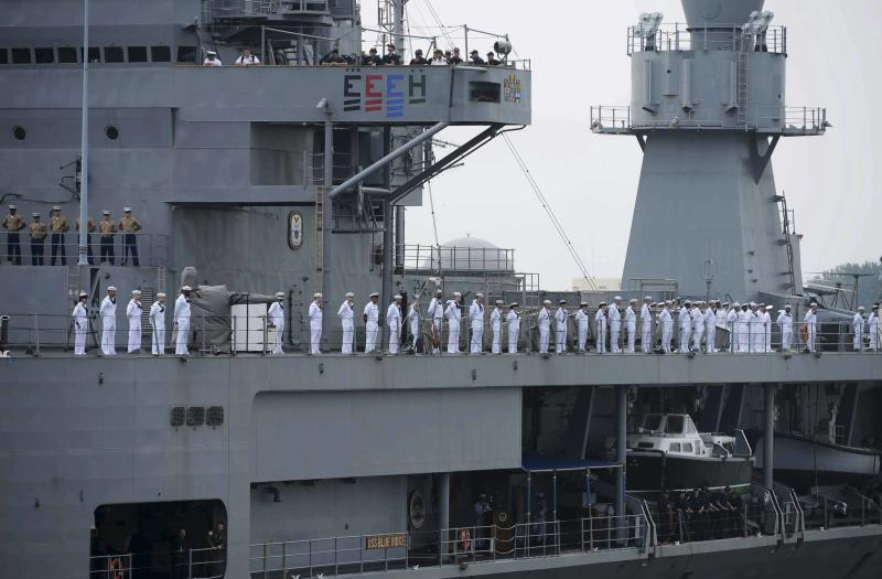 9 Navy Officers Charged In Corruption Case