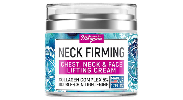 Maryann Organics Neck Firming Cream (Photo: Amazon)