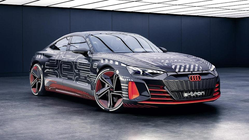 Audi to reveal its e-tron GT car on February 9
