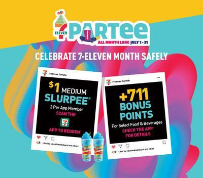 7-11 Day promotions (CNW Group/7-Eleven Canada)