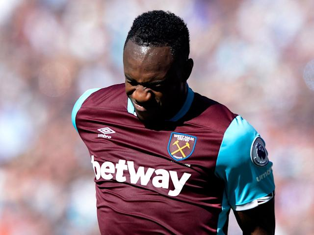 Michail Antonio's impressive season is over: Getty