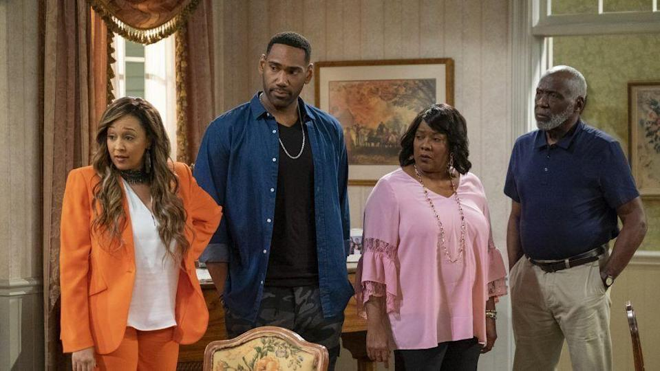 """<p>The Seattle-based McKellans are true fish out of water when they move to Georgia to be closer to their extended family. The series follows their hilarious attempts to fit in while living in the South.</p><p><a class=""""link rapid-noclick-resp"""" href=""""https://www.netflix.com/title/80234451"""" rel=""""nofollow noopener"""" target=""""_blank"""" data-ylk=""""slk:WATCH NOW"""">WATCH NOW</a></p>"""