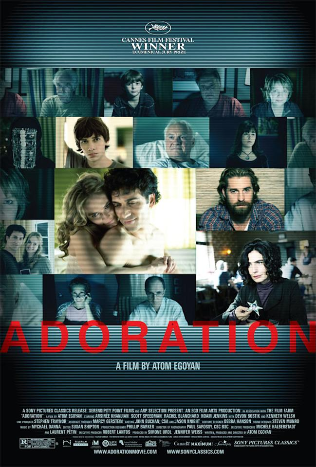 """Sony Pictures Classics' <a href=""""http://movies.yahoo.com/movie/1809936116/info"""">Adoration</a> - 2009"""