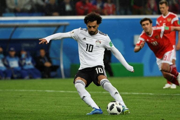 Mohamed Salah's penalty was too late to save Egypt