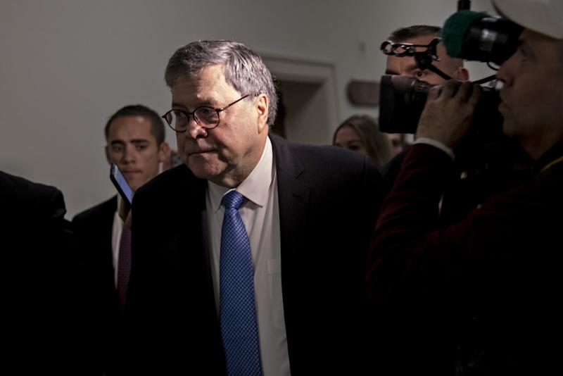 Barr to testify before the Senate as Mueller's report looms