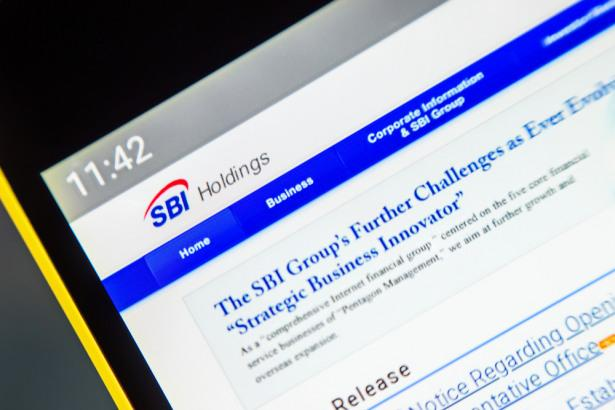 SBI Holdings investe somme a 7 cifre in Securitize