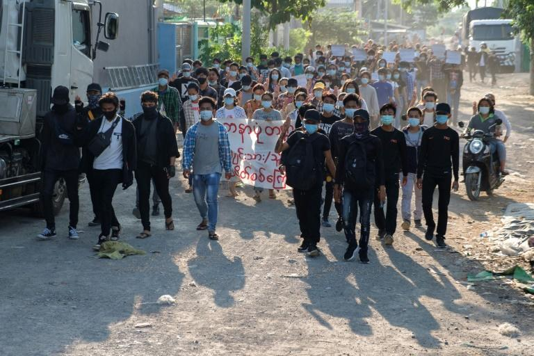 Myanmar has been in turmoil since the military ousted civilian leader Aung San Suu Kyi on February 1, triggering a mass uprising