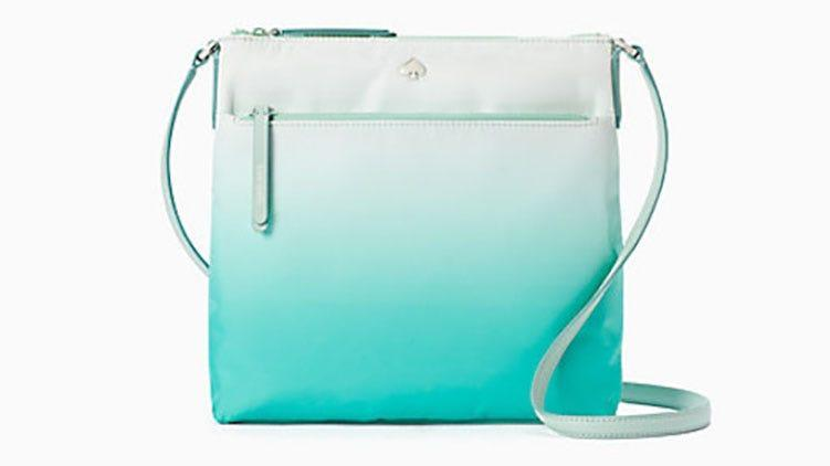 You won't believe the price cut on this ombré crossbody.