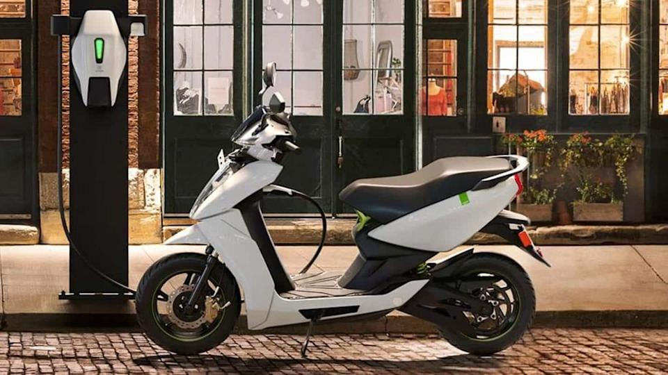 Ather 450 electric scooter discontinued in Bengaluru and Chennai