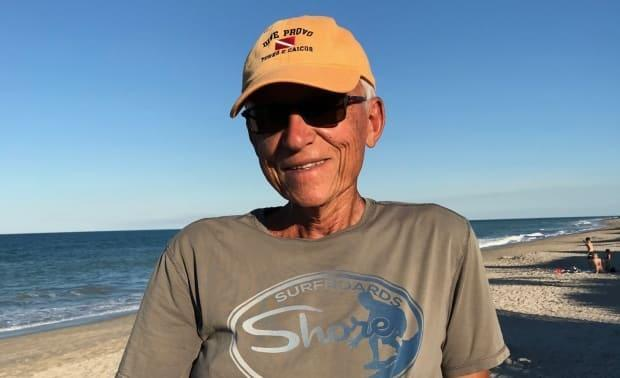 Canadian snwobird Jaroslaw Stanczuk said he plans to fly to Buffalo when he returns to Canada from Florida and then take a taxi across the Canadian border.