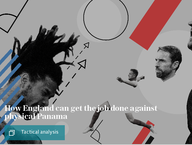 How England can get the job done against physical Panama