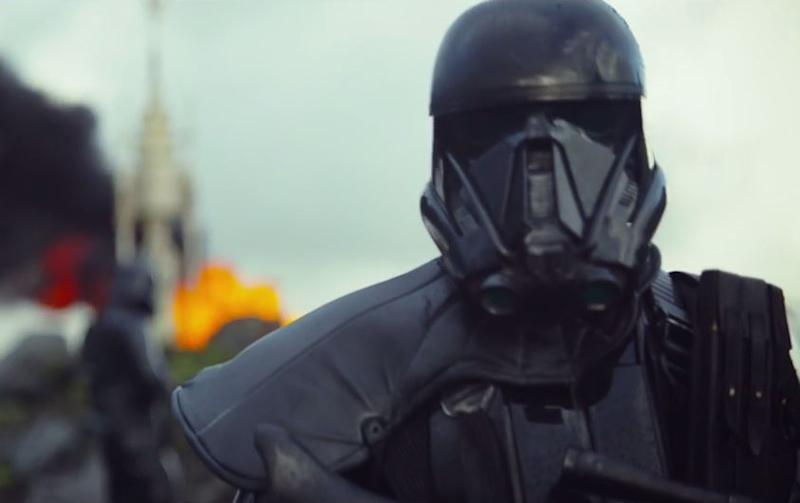 Rogue One director talks reshoots and rumours