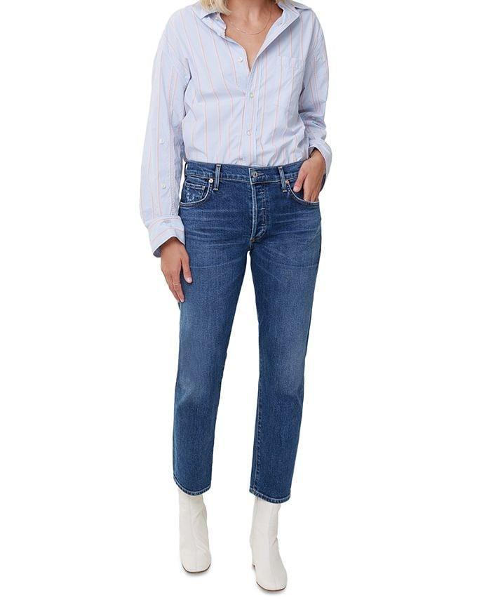 <p>These <span>Citizens of Humanity Emerson Jeans</span> ($198) aren't just stylish, but they're also comfy. Plus, the versatile wash it easy to mix and match with anything.</p>