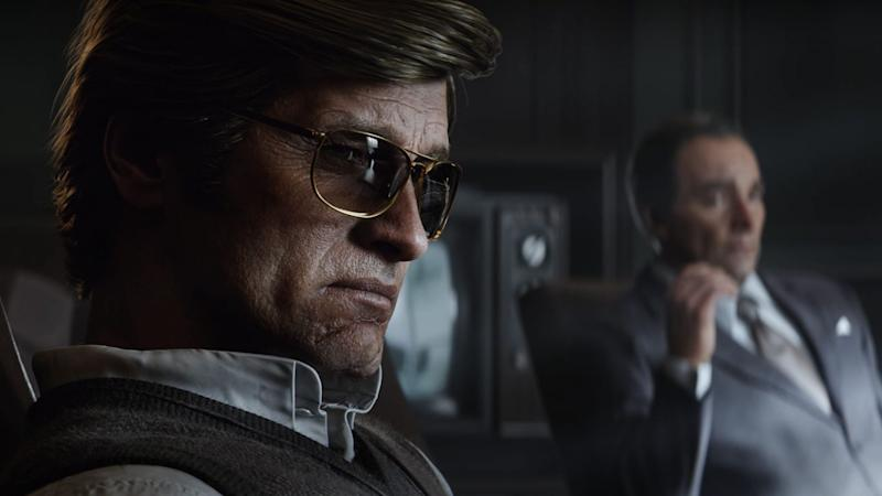 Russell Adler in Call of Duty: Black Ops Cold War