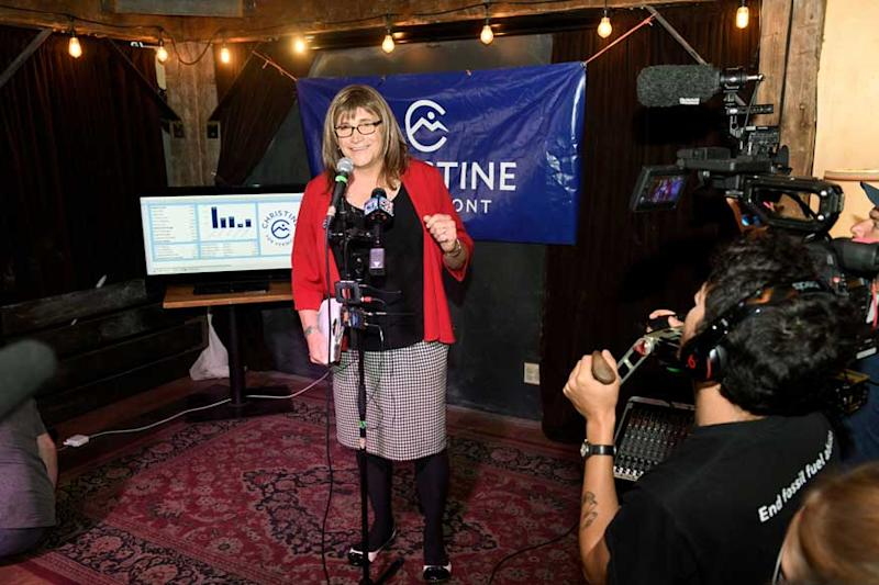 In First, Transgender Woman Wins Democratic Nomination for Vermont Governor