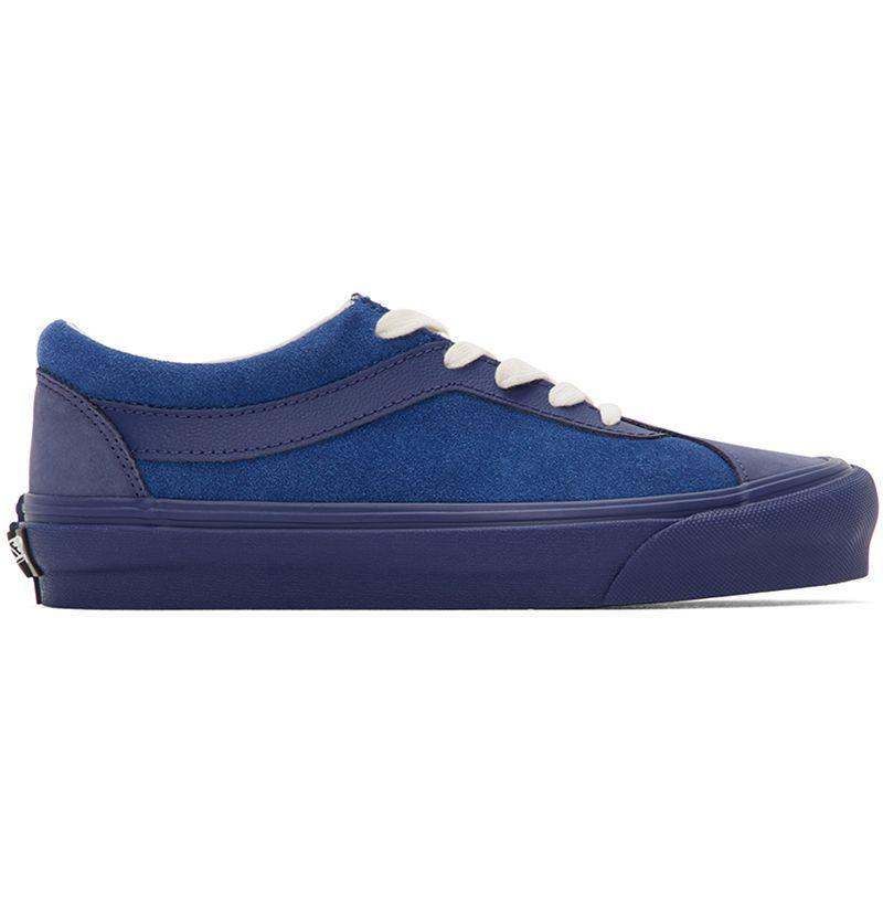 """<p><strong>Vans</strong></p><p>ssense.com</p><p><strong>$49.00</strong></p><p><a href=""""https://go.redirectingat.com?id=74968X1596630&url=https%3A%2F%2Fwww.ssense.com%2Fen-us%2Fmen%2Fproduct%2Fvans%2Fblue-bold-ni-lx-sneakers%2F4945561&sref=https%3A%2F%2Fwww.esquire.com%2Fstyle%2Fmens-fashion%2Fg32644642%2Fcheap-memorial-day-sales-mens-fashion%2F"""" rel=""""nofollow noopener"""" target=""""_blank"""" data-ylk=""""slk:Buy"""" class=""""link rapid-noclick-resp"""">Buy</a></p><p>I'm not going to lie: I literally bought a pair of these before adding them to this list. (Still plenty of sizes left, you selfish bastards.) </p>"""
