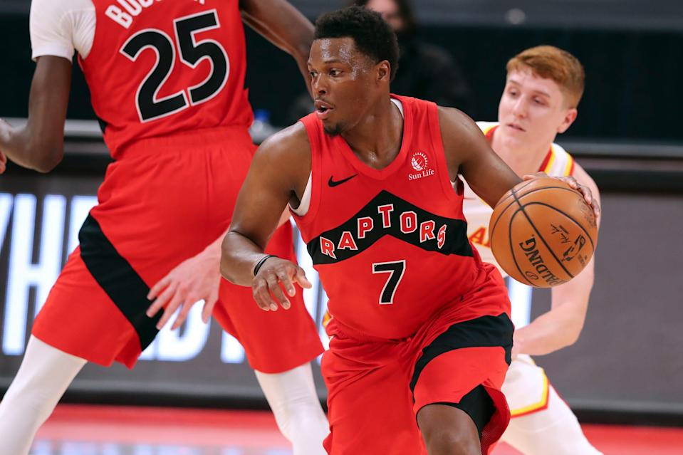 There are several teams interested in trading for Raptors guard Kyle Lowry.