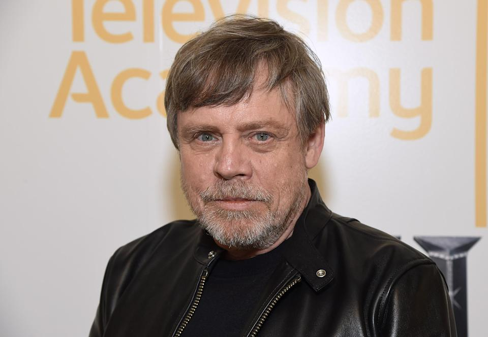 LOS ANGELES, CA – MARCH 19: Mark Hamill attends the Knightfall For Your Consideration Event in Los Angeles on March 19, 2019 in Los Angeles, California. (Photo by Michael Kovac/Getty Images for HISTORY)