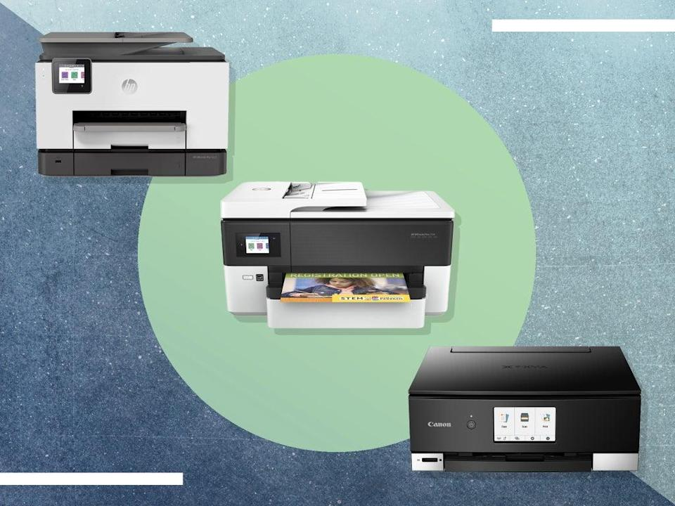 Wireless printers are much easier to use and much more versatile – usually with the option to print directly from tablets or smartphones too (iStock/The Independent)