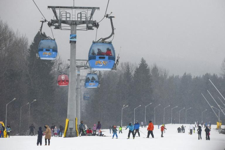 Bansko hosts some 35,000 to 40,000 visitors per month during the winter season. On a busy day, up to 7,000 people could hit the ski lift at the same time in the mornings