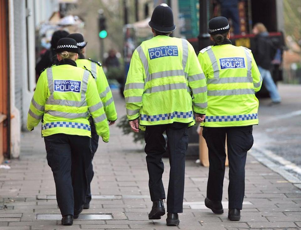 The Metropolitan Police are to deploy more officers on the beat in public places (Anthony Devlin/PA) (PA Archive)