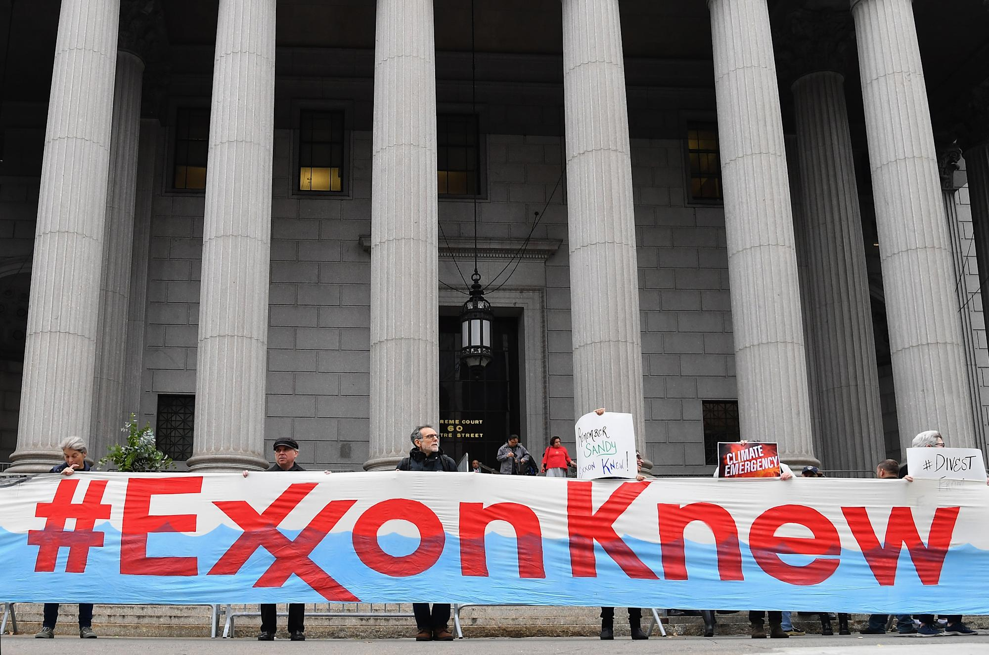 Exxon Mobil shareholder vote a 'watershed' moment for climate change – Yahoo Finance