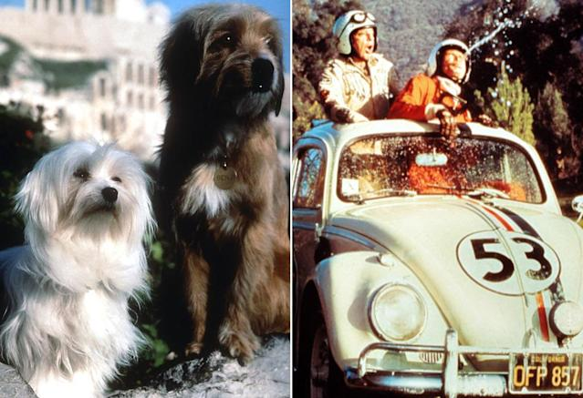 <p>Two then-popular, since-forgotten kiddie franchises released European-themed installments; while lovable mutt Benji has an adventure in Athens, rambunctious Love Bug Herbie races from Paris to Monte Carlo. Both of these family-friendly sequels debuted to largely empty theaters… probably because families were all busy watching <em>Star Wars</em> for the 10th time.(Photo: Everett)<br></p>