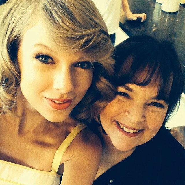 """<p>Garten has been an official member of the pop star's <a rel=""""nofollow"""" href=""""http://people.com/music/taylor-swift-squad-members-current-status/lorde"""">famous squad</a> since 2014, when the pair cooked together for a <em>Food Network Magazine </em>feature. Swift later <a rel=""""nofollow"""" href=""""http://greatideas.people.com/2015/04/16/taylor-swift-ina-garten-time-100/"""">penned a touching ode</a> to Garten for <em>TIME</em>'s 100 Most Influential People issue.</p>"""