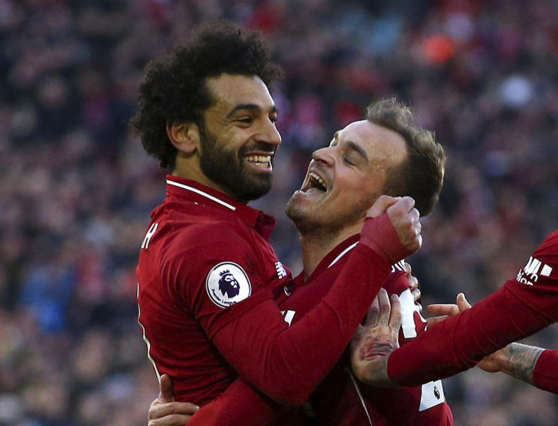 Liverpool boss Jurgen Klopp thinks Mohamed Salah goals will silence critics