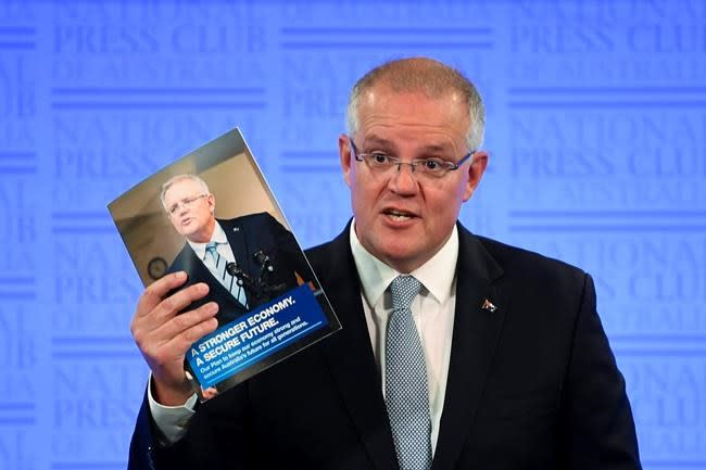 Australian prime minister boasts security credentials