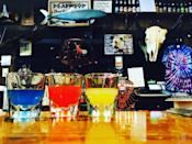 """<p><a href=""""https://www.facebook.com/iowacitydeadwood/"""" rel=""""nofollow noopener"""" target=""""_blank"""" data-ylk=""""slk:Deadwood Tavern"""" class=""""link rapid-noclick-resp"""">Deadwood Tavern</a> is just the right hybrid of a townie and student bar. While not overrun with drunk college kids, it's got a young, fun feel, complete with pinball, a jukebox and a pool table room. Make sure to order a Bloody Mary.</p>"""