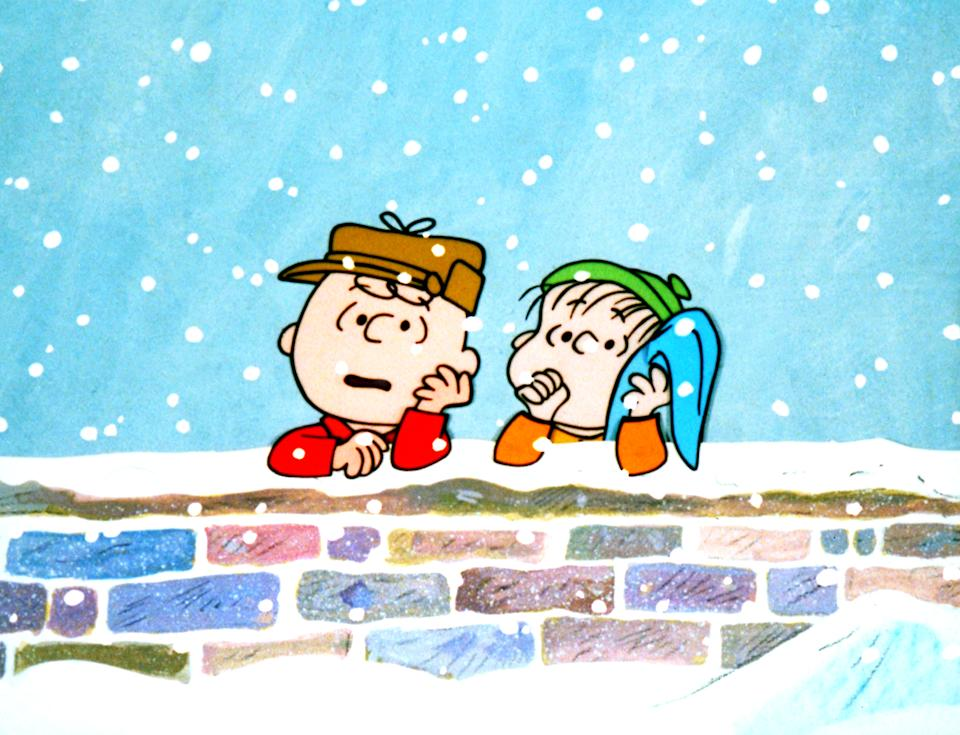 Child actors provided the voices for the 'Peanuts' characters in 'A Charlie Brown Christmas' (Photo: United Features Syndicate/Courtesy Everett Collection)