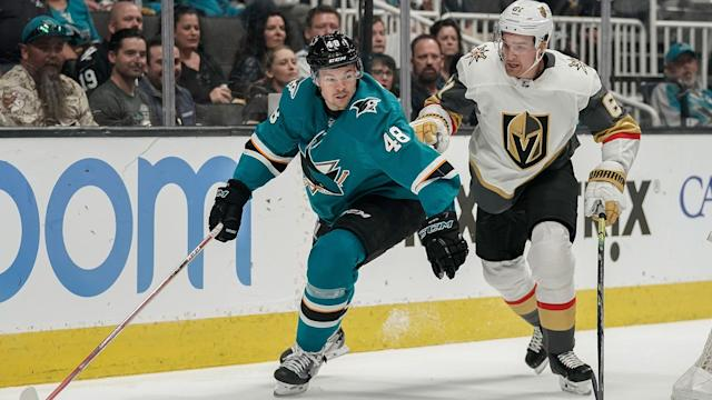 How will the Golden Knights fare next season in the Pacific Division? Let's look at the Sharks' rival.