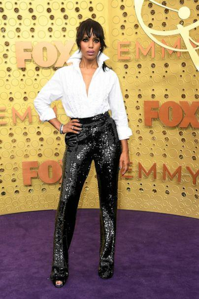 PHOTO: Kerry Washington attends the 71st Emmy Awards at Microsoft Theater on September 22, 2019 in Los Angeles, California. (Frazer Harrison/Getty Images)