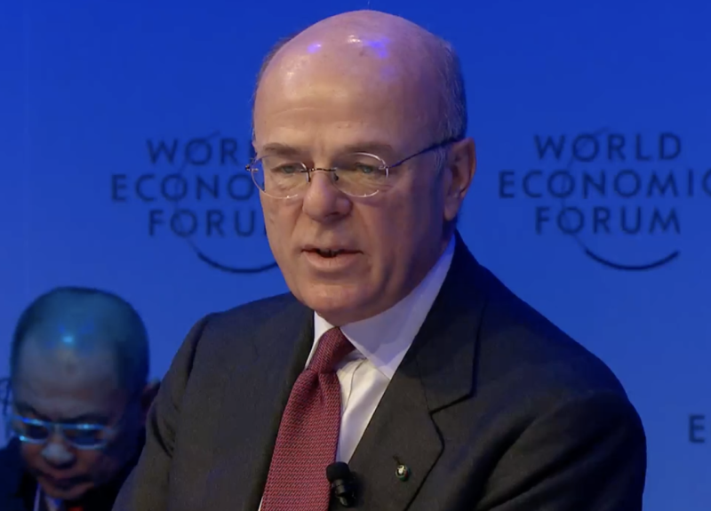 Mario Greco, Chief Executive Officer, Zurich Insurance. Photo: World Economic Forum