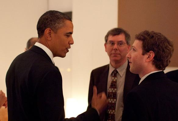 Some Perspective on Obama's Bromance with Eric Schmidt