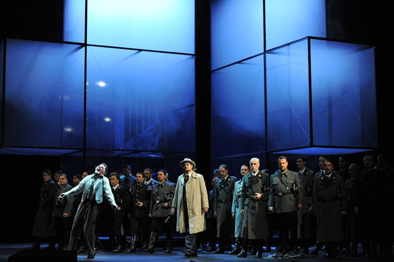 Nazi-themed opera creates scandal in Germany