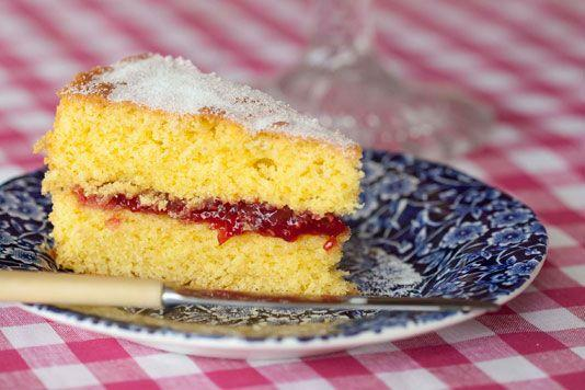Top 10 Great British cakes